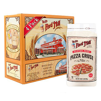 Bob's Gluten free pizza mix