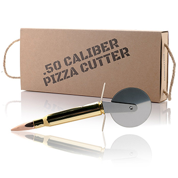bullet pizza cutter